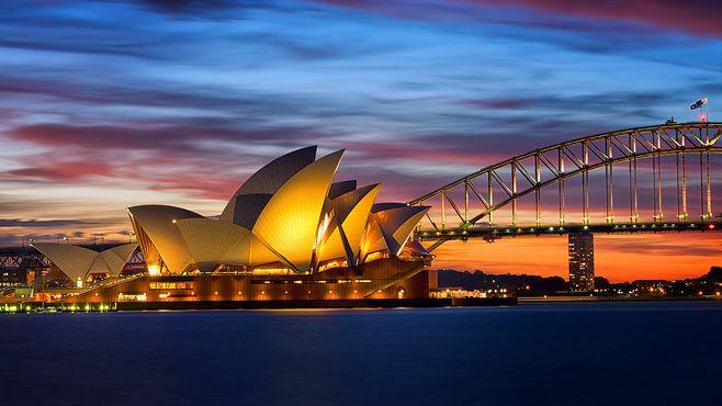 牛气集运食品寄到澳洲澳大利亚国际物流