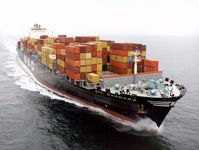 牛气集运海运运输,什么货物适合走海运