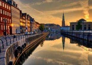 国际物流DHL TNT寄到丹麦要多少钱怎么寄