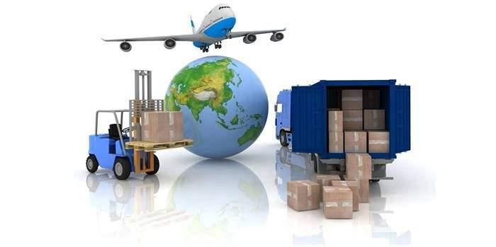 国际物流怎么寄到日本多少钱