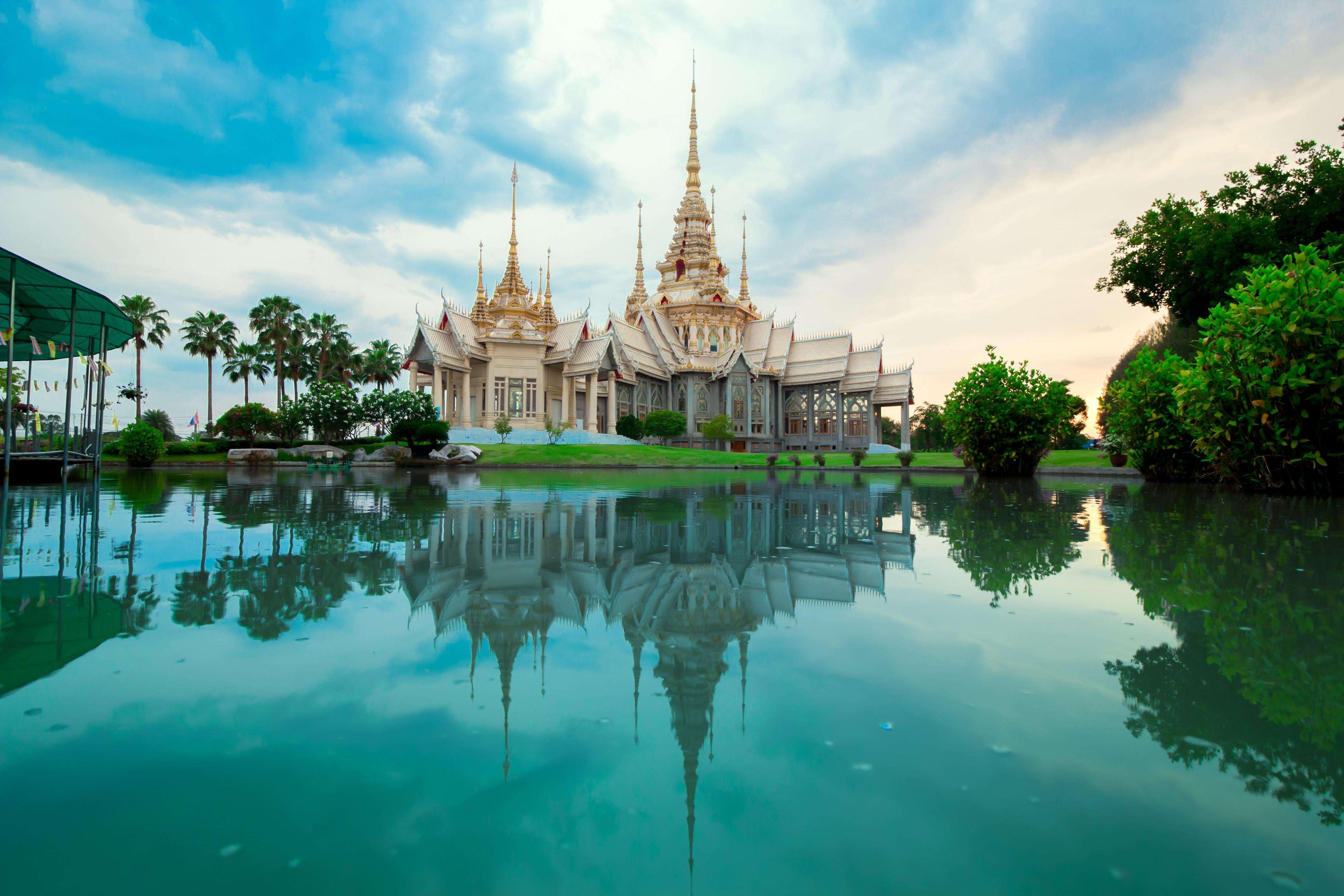 国际物流到泰国多少钱怎么寄费用牛气集运